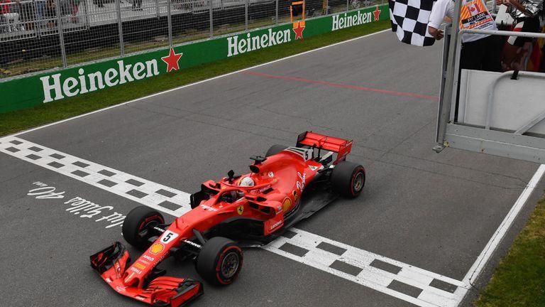 La Ferrari in Canada ma senza modifiche significative