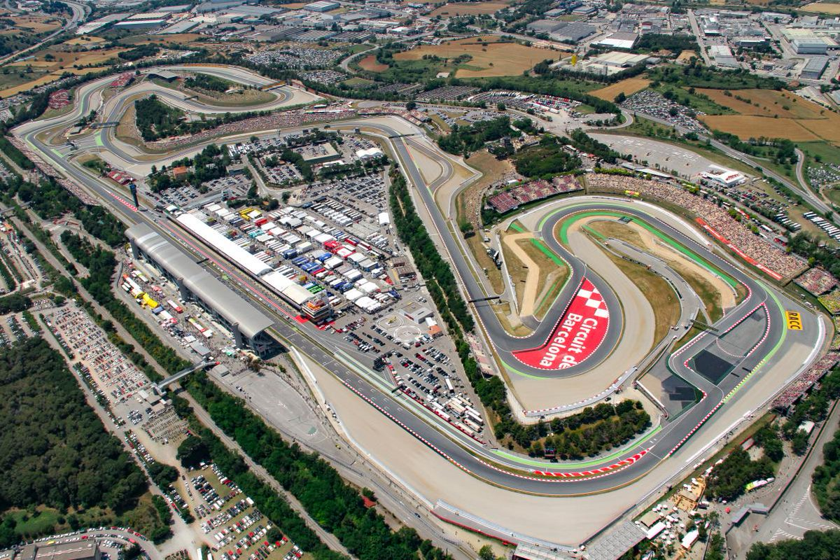 GP Catalunya: gli orari del weekend in TV