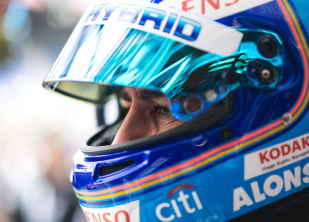 Le Mans: lettera all'amico Fernando Alonso