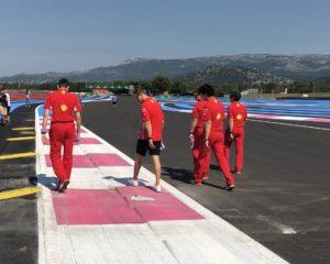Ferrari pronta per il grande ritorno in Francia