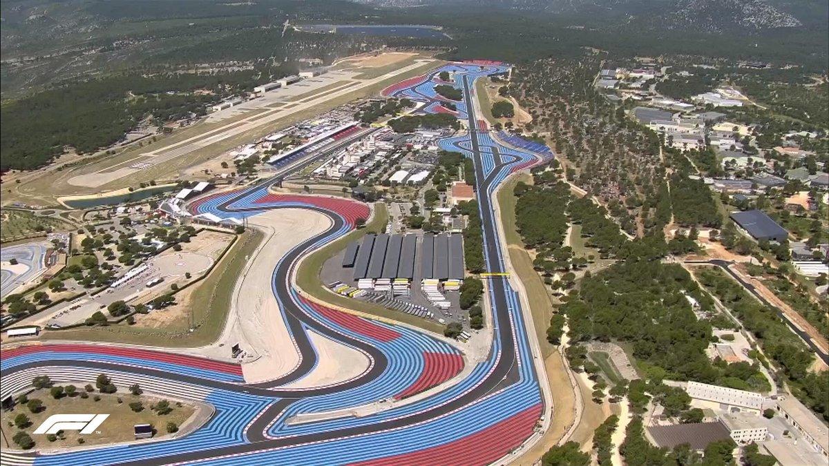 Ancora niente Mistral intero nel GP di Francia
