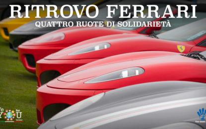 "Ferrari in mostra a Scalo Milano per ""We For You"""