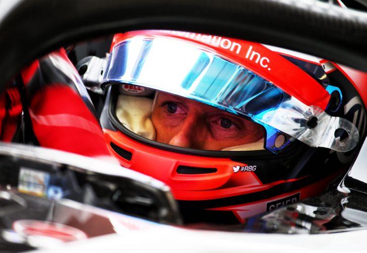 Occhiali con telecamera: utili ma fastidiosi secondo Grosjean