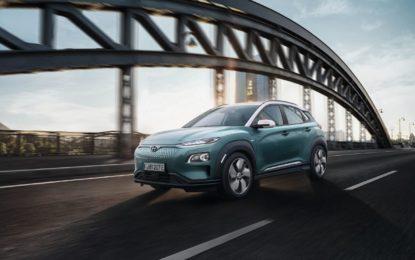 Hyundai a Torino con Nuova Kona Electric e IONIQ