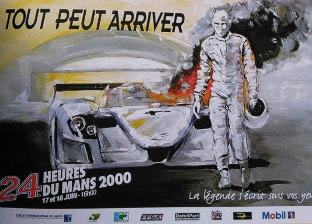 Le Mans e i poster ritirati