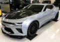 Cavauto presenta Camaro Carbon Pack