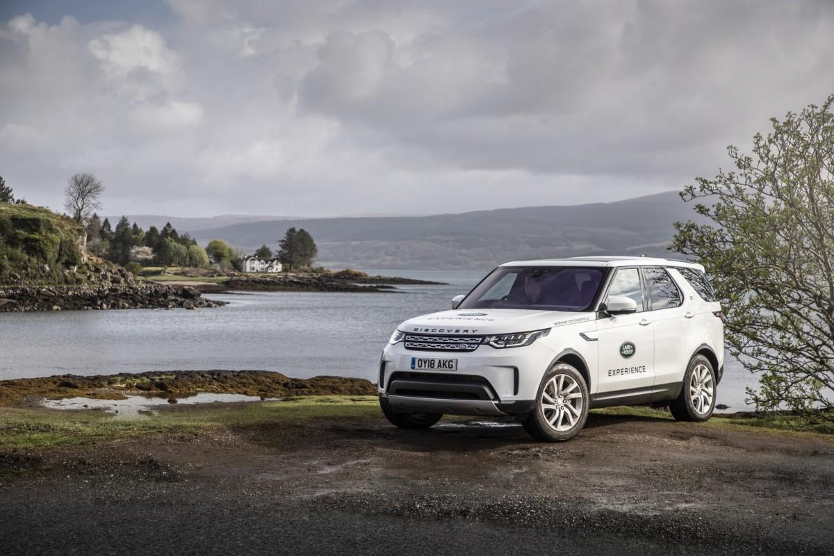 Land Rover e tre parole per salvare una vita