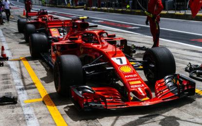 Austria: il punto Ferrari sulle libere del venerdì