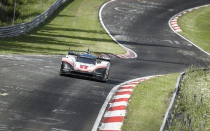 Porsche 919 Hybrid Evo: record al Nürburgring