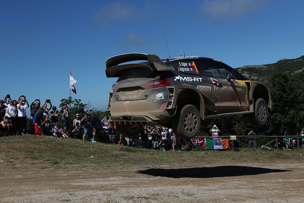 Giochi ancora aperti al Rally Italia Sardegna