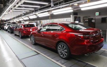 Mazda rispetta le norme Euro 6d TEMP