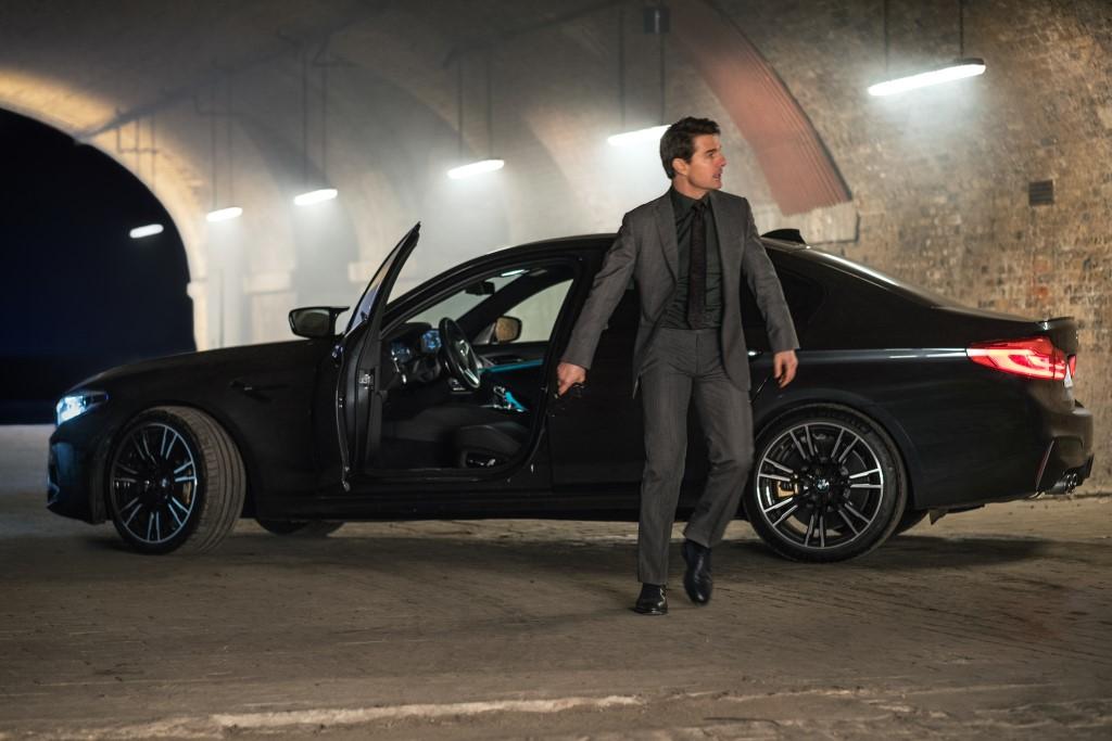 "BMW M5 protagonista di ""Mission: Impossible – Fallout"""