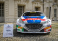 Peugeot 208 T16 e Andreucci alla Supercar Night Parade