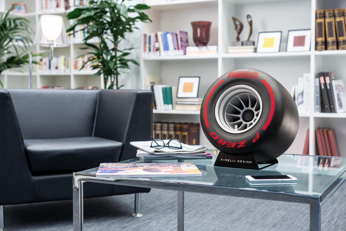 Da PIRELLI e IXOOST il primo Wind Tunnel Tyre speaker