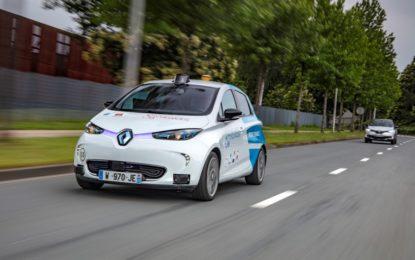 Renault e la mobilità autonoma condivisa