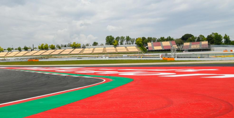 Moto GP: nuova sfida per Michelin al Catalunya