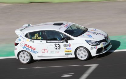 Clio Cup Italia e Clio Cup Press League di scena a Monza