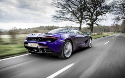 "McLaren 720S: ""Best of the Best"" per design"