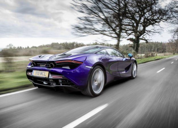 """McLaren 720S: """"Best of the Best"""" per design"""