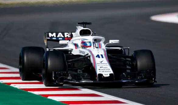 Rowland e Kubica nei test in-season in Ungheria