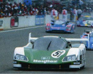 Peugeot 405: capitolo storico, anche a Le Mans