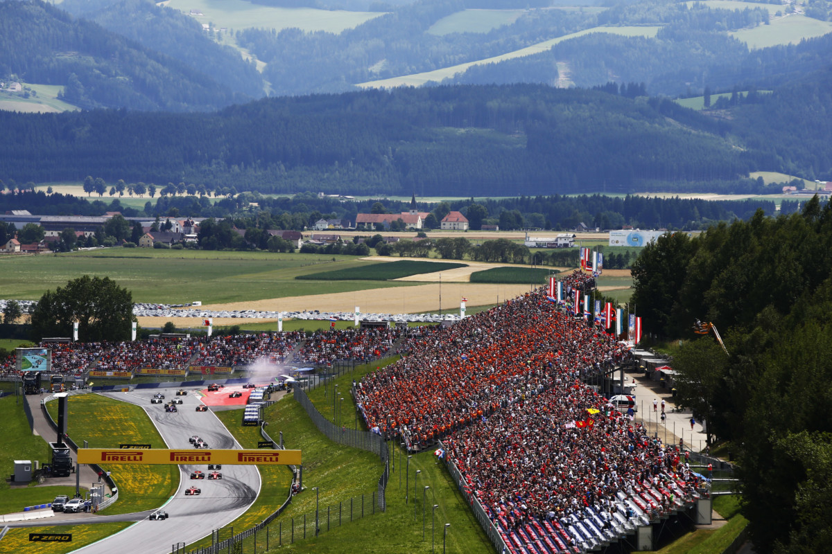 Soft, supersoft e ultrasoft per i saliscendi dell'Austria