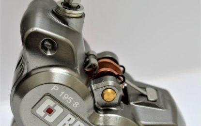 Da Braktec pinza monoblocco anteriore CNC Trial GP