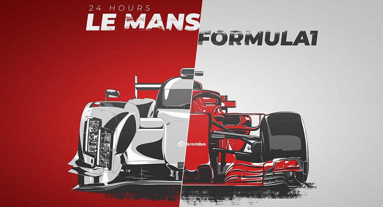 F1 vs Le Mans: impianti Brembo e frenate a confronto