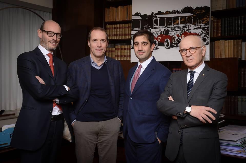 Geronimo La Russa nuovo presidente AC Milano