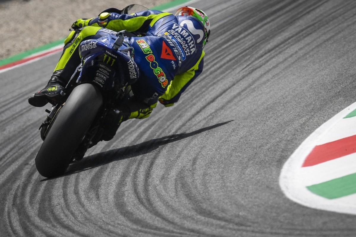 MotoGP: pole record di Valentino Rossi al Mugello