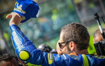 Lettera aperta a Valentino Rossi