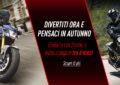 Nuove promozioni infiammano il luglio Suzuki