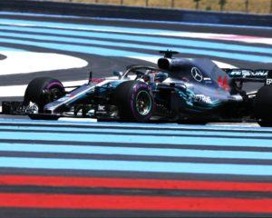 Francia: FP1 nel segno Mercedes. Ferrari 4° e 5°