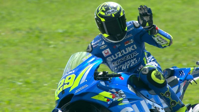 MotoGP: Iannone e Dovizioso nel venerdì del Mugello