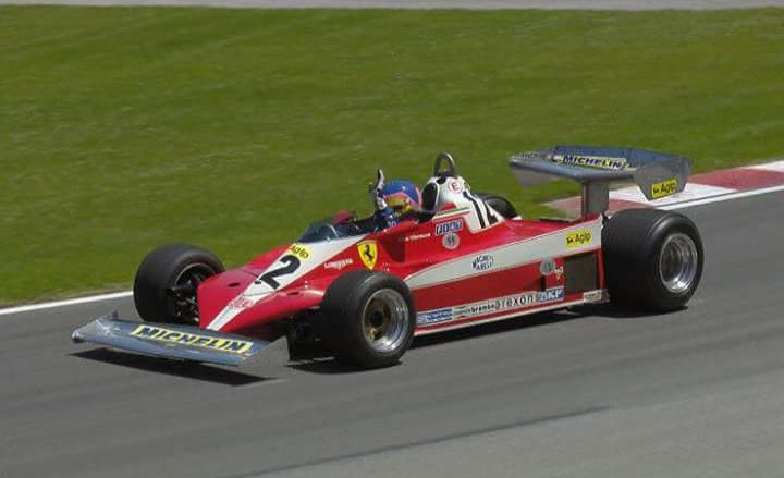 Jacques difende papà Gilles e attacca Lauda
