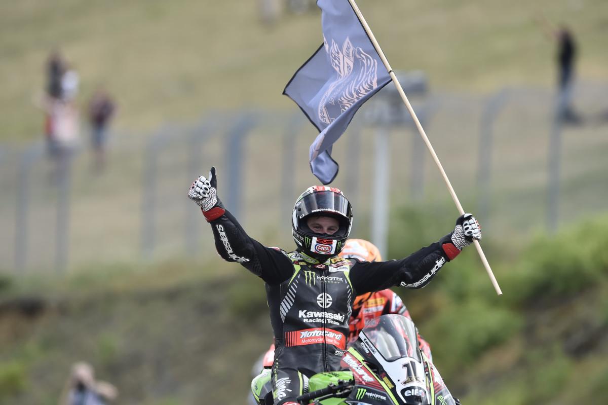 WorldSBK: a Brno in Gara 1 il 60° successo di Rea
