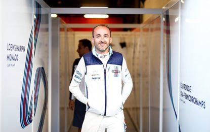 Kubica indifferente ai commenti di Vettel