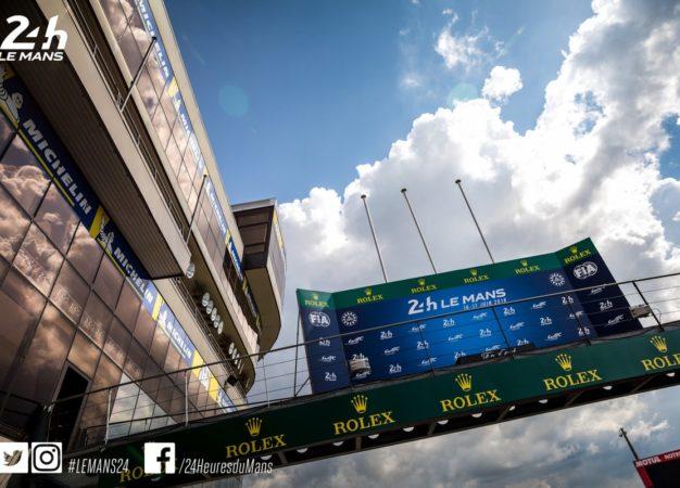 Le Mans: dalle 15.00 tutta live su Eurosport