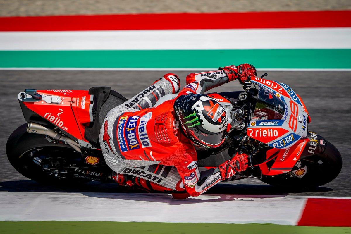 MotoGP: ottimismo in Ducati dopo le qualifiche