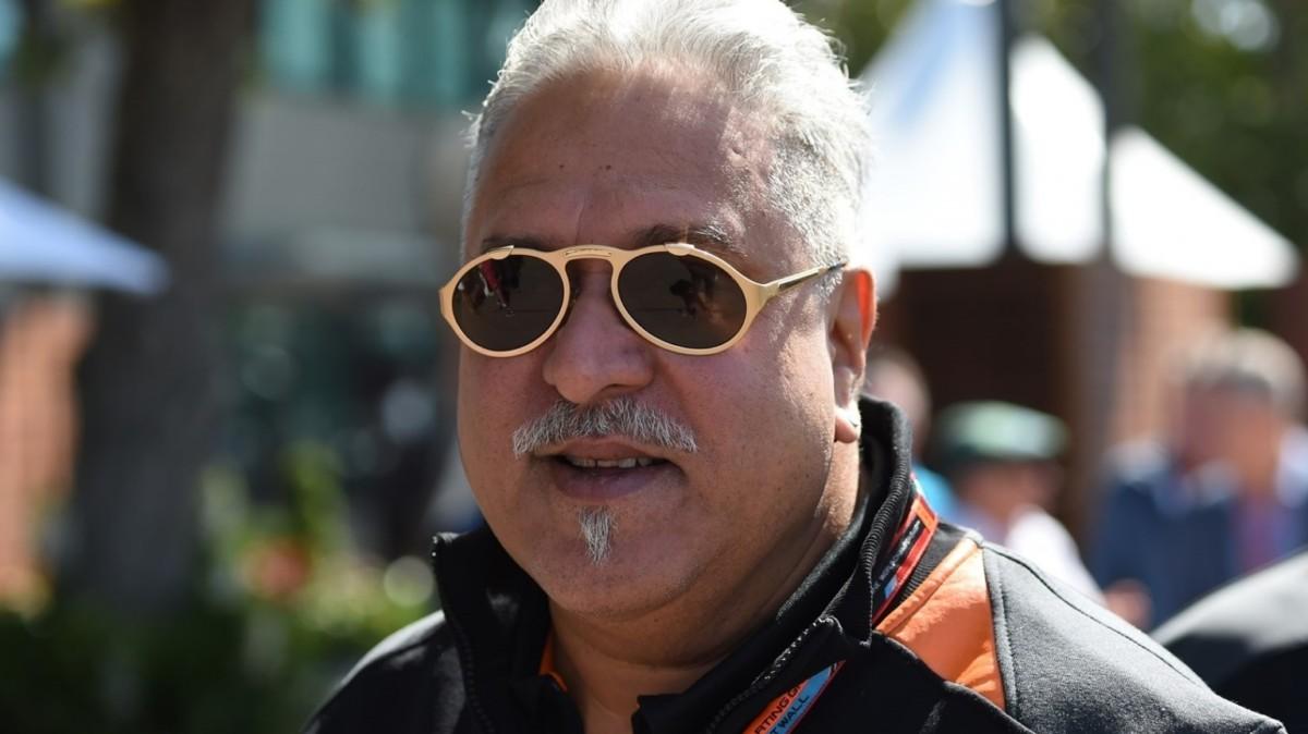 Vijay Mallya lascia la direzione della Force India