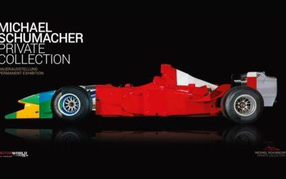 Apre a Colonia la Michael Schumacher Private Collection