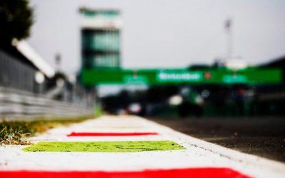 Il GP d'Italia tra Venezia, Milano e Monza