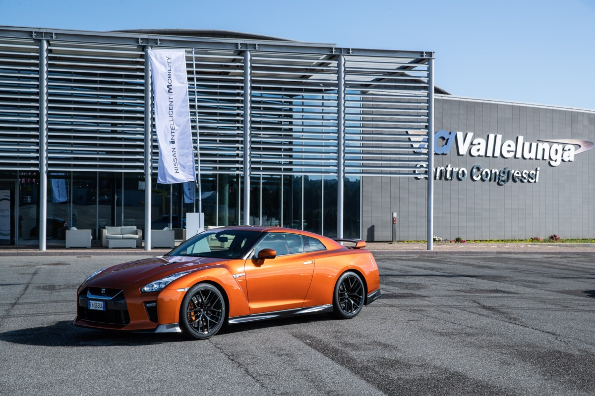 Nissan e ACI Vallelunga: partnership per la sicurezza