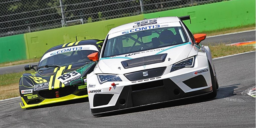 A Monza il primo Peroni Racing Weekend