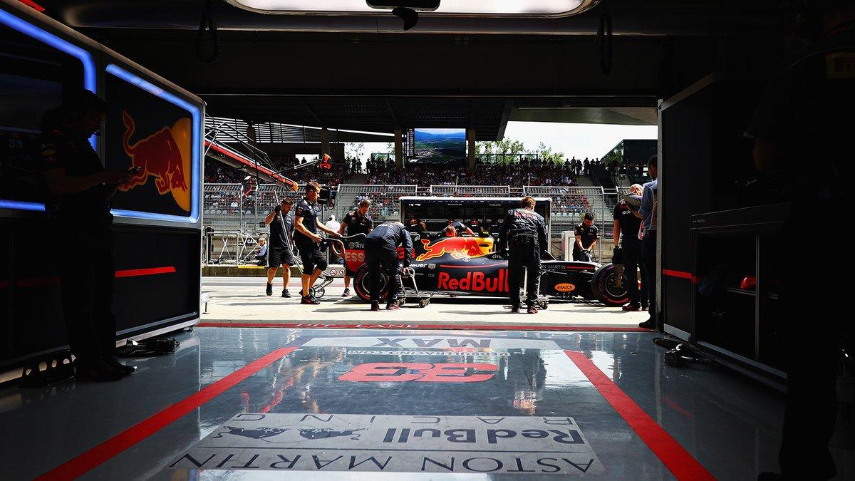 Austria: Horner e le lamentele di Ricciardo