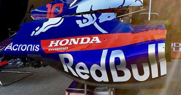 Honda già sotto la pressione Red Bull