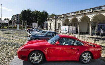 Torino festeggia i 70 anni Porsche