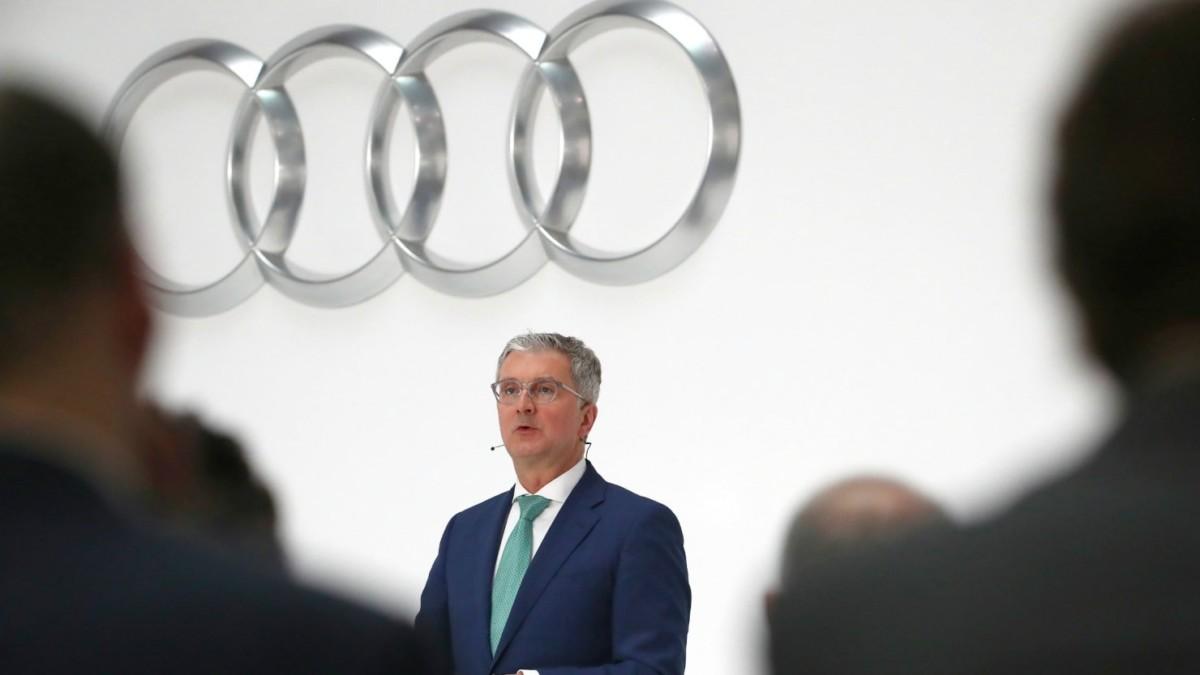 Dieselgate: arrestato il CEO Audi Rupert Stadler
