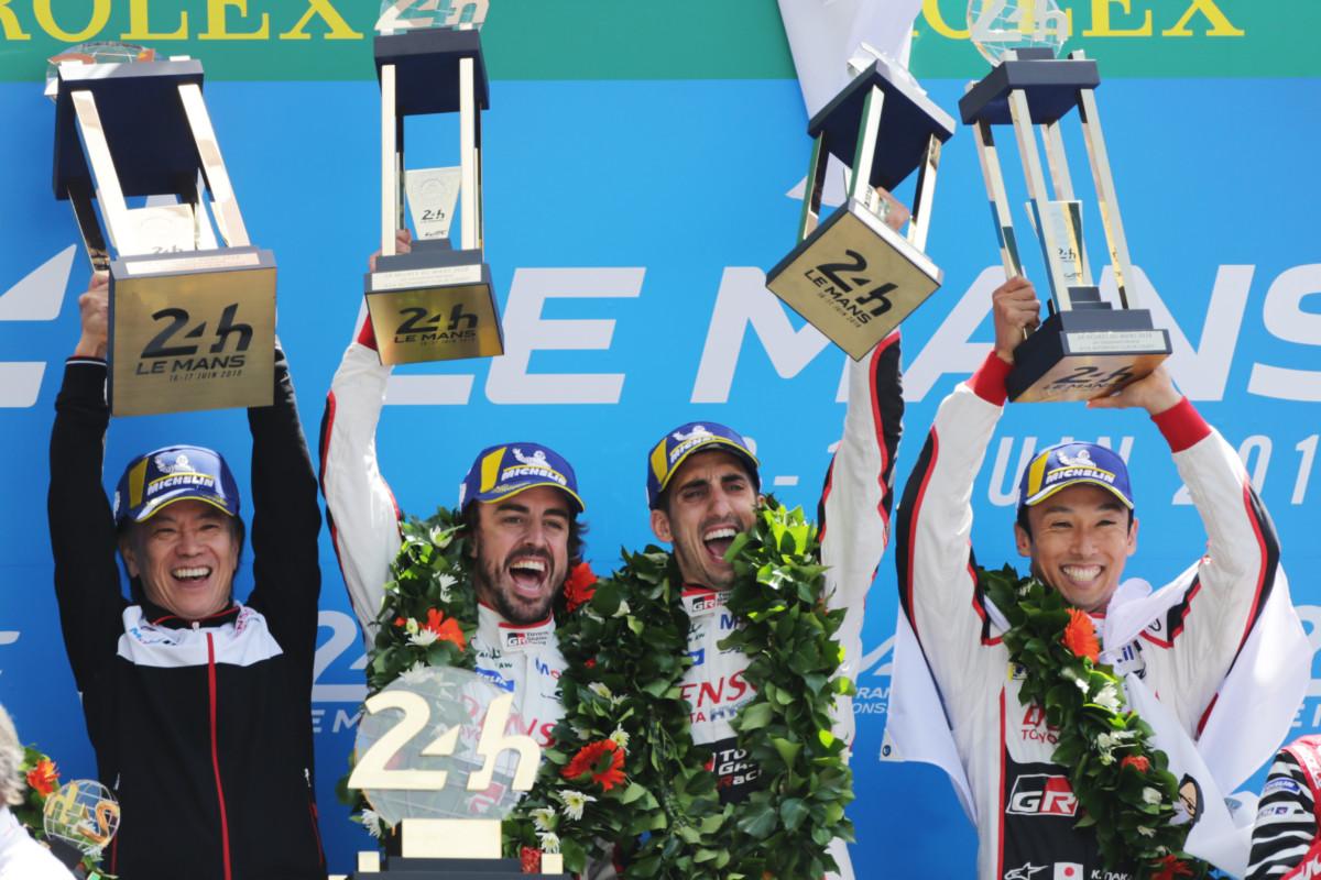 Alonso: emozioni, adrenalina e il sogno della Triple Crown