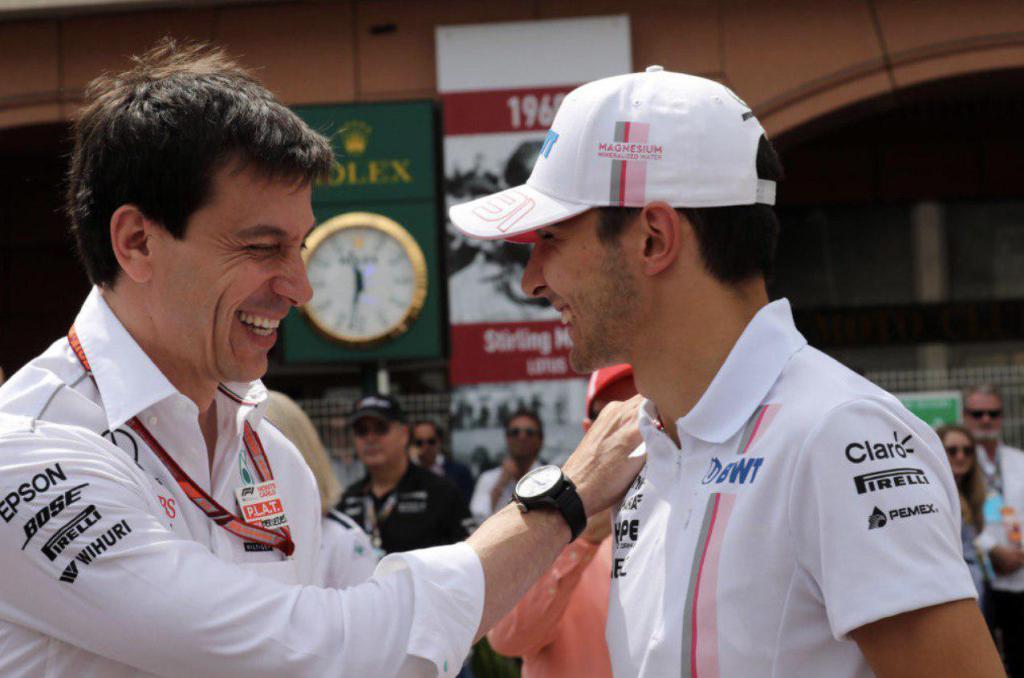 Wolff ammette gli ordini di squadra alla Force India